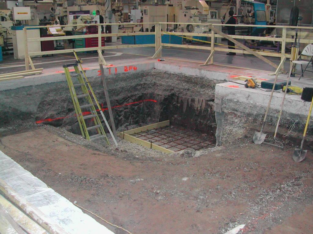 tsle build shed base paving slabs